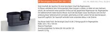3P Beruhigter Zulauf DN 100 / 125 Art.-Nr. 4000100