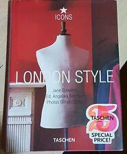 London Style by Jane Edwards (Hardback, 2008)