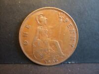 UK & Jersey OLD 1p One Penny Coins from 1837-1967 Choose your Year Coin Sleeve!
