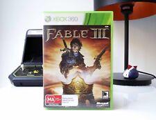 FABLE III - XBOX 360 | COMPLETE