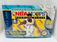 2019-20 Panini NBA Hoops Premium Stock Mega Box Blue Target Brand New Sealed