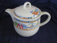 Johnson Brothers SEASIDE Teapot & Lid  have more pieces to this set
