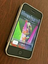 RARE FIND iPhone A1203 2G 1st Gen 8GB Unlocked Original 13 icon IOS 1.1.2