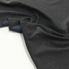 Schwarz Fischgrat Kleidungsstoff Bekleidungsstoff Samt Weiche Warme Meterware