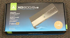 JL AUDIO XD800/8v2 800 WATT 8-CHANNEL CLASS-D AMPLIFIER CAR AUDIO