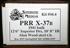 SUNSHINE MODELS PRR BOXCAR