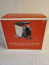 Superex 12 Volt Portable Travel Cooler Warmer Lunch Box Drink Holder Camping