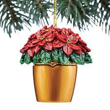 Festive Trinket Box Christmas Ornaments