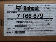 CAT 7-166-679 Sprocket New