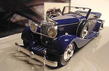 Hispano Suiza J12 Cabriolet Baujahr 1935 blau 1 43 MINICHAMPS