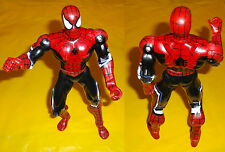 "SPIDER-MAN Spiderman Action Figure - Marvel Inc. 2000 26 cm. 10,2"" ○○○○○ USATO"