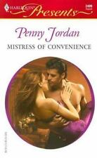 Mistress of Convenience (Foreign Affairs) (Harlequin Presents # 2409) Jordan, Pe