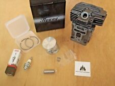Hyway Nikasil cylinder piston kit for Stihl MS311 MS391 49mm New Product!
