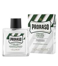 PRORASO Crema Liquida Dopobarba rinfrescante e tonificante 100ml after shave