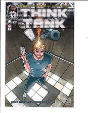 Think Tank #1 1st Printing Image Comics Rare HTF