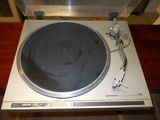 piatto pionner PL-100 per dischi vinile