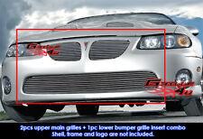 Fits Pontiac GTO Billet Grill Combo 04-06