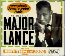 "Major Lance ~ ""Everybody Loves A Good Time!: The Best Of Major Lance"" ~ PRISTINE"