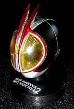 Ultraman Masked Rider 555 Faiz Axel Form Gold Mini Bust Japan NEW