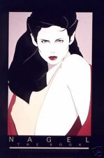 PATRICK NAGEL: THE BOOKPOSTER, MINT, OFFICIAL NAGEL ESTATE SITE best prices!
