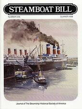 #226 Liners that Launched Planes-Steamboat Bill summer1998-SSHSA MAILS WORLDWIDE