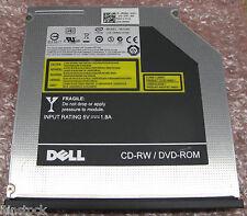 Dell part number MU10N 9.5mm Combo 8x DVD-ROM 24x24x24 CD-RW SATA Drive 5V-1.8A