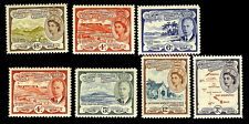 St. Christopher-Nevis-Anguilla. Issues of 1952. MNH (22)