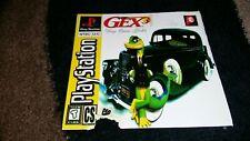 Playstation PSX Gex 3 NTSC