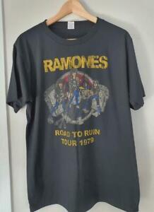 Ramones T-Shirt Vintage Look Retro Vintage Gift For Men Women Funny Tee