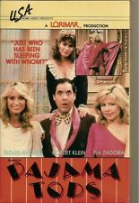 Pajama Tops (BETA/Betamax Big Box 1984) Robert Klein *OOP RARE*