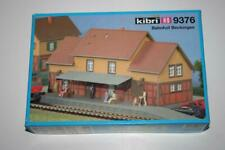 Kibri Spur H0: 9376 Bausatz Bahnhof Beckingen, OVP