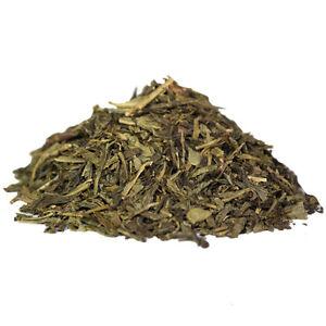 Decaffeinated Sencha Green Tea - Loose-Leaf Luxury Breakfast Tea - 60g - 80g