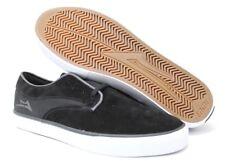 Lakai Riley Hawk Mens Black Suede Skateboard Shoes Size 12