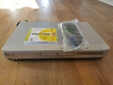 LG DR6621 DVD recorder set with remote
