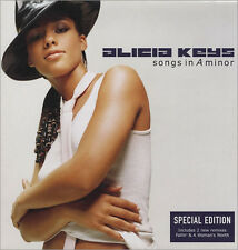 Alicia Keys SONGS IN A MINOR +2 Special Edition 2002 VINYL 2LP Alternate Artwork