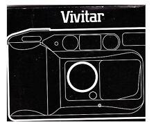 Vivitar KB-Autofokus-Kompaktkamera Gebrauchsanleitung
