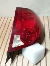 SATURN ION QUAD 2-DOOR TAIL LIGHT PPASSENGER SIDE BULBS AND WIRING OEM 2003-2007