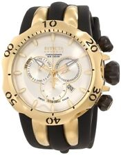 Invicta Men's Venom Reserve Quartz Chronograph Silver Dial Watch 10834