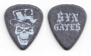 Avenged Sevenfold Synyster Gates Gray Guitar Pick - 2010 Tour A7X