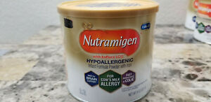 Nutramigen Hypoallergenic Infant Formula with Enflora LGG 8 Oz X 8 Free Shipping