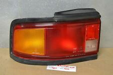 1990-1991 Mazda Protege Left Driver Genuine oem tail light 21 4C1