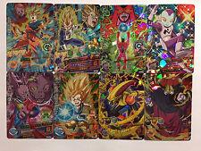 Dragon Ball Heroes God Mission HGD6 Super Rare Set 13/13
