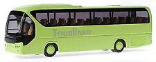 Plan De Neo Tourliner Prototype Modèle De Présérie Bus De Voyage 1:87 Rietze