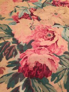 Vintage Ralph Lauren Elsa Grasslands Floral Fabric 5.5 yards