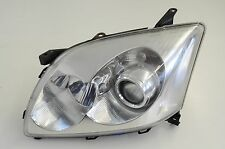 2005 TOYOTA AVENSIS SALOON 2.0 RHD FRONT LEFT HEADLIGHT ASSEMBLY