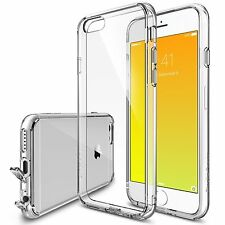"""Ringke FUSION iPhone 6/6s Case 4.7 """"[CRYSTAL VIEW] Back Bumper Hybrid Hard Case"""