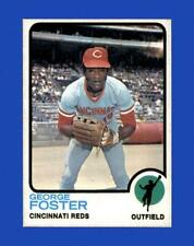 1973 Topps Set Break #399 George Foster NR-MINT *GMCARDS*