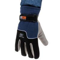 Windproof Men Warm Winter Thermal Motorcycle Ski Snow Snowboard Gloves Mitten