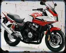 Honda Cb400 Bol Dor 05 A4 Metal Sign Motorbike Vintage Aged