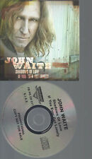 CD-JOHN WAITE SHADOWS OF LOVE--PROMO- CARDSLEEVE